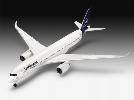 Airbus A350-900 Lufthansa New Livery 1/144