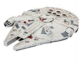 Millennium Falcon Star Wars 1/164