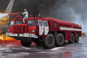 MAZ-7310 AA-60 Fire Engine 1/35