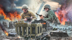 "Battle-Set ""Stalingrad Siege"" 1/72"