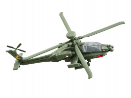 AH-64 Apache Build & Play 1/100