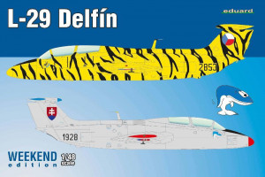 Aero L-29 Delfin Weekend Edition 1/48