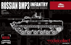 BMP3 Russian IFV 1/72 Modelcollect