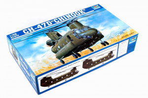 CH-47D Chinook 1/35 Trumpeter