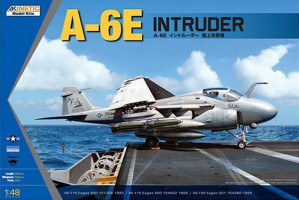 Grumman A-6E Intruder 1/48 Kinetic