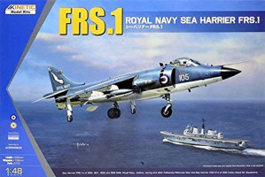 Sea Harrier FRS1 Royal Navy 1/48