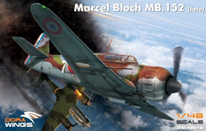 Marcel-Bloch MB.152 (late) 1/48 Dora Wings