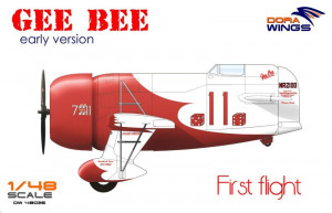 Gee Bee Super Sportster R-1 (early version) 1/48 Dora Wings