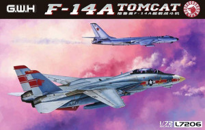 Grumman F-14A Tomcat US Navy 1/72 Great Wall Hobby