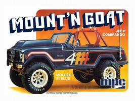 Jeep Commando Mount´n Goat 1/25