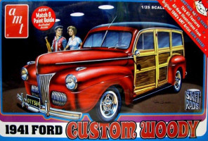 Ford Woody ´1941 1/25