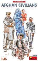 Afghan Civilians 1/35