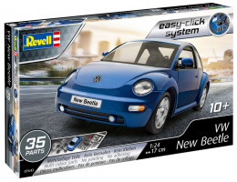 VW New Beetle Easy-Click 1/24