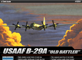 "Boeing B-29 A Superfortress ""Old Battler"" 1/72"