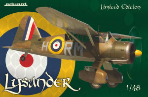 Westland Lysander, Limited Edition 1/48