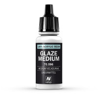 Lazúra Vallejo Glaze Medium 70.596 17ml