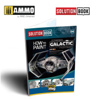 Publikácia MIG Imperial Galactic Fighter Solution Book