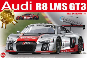 Audi R8 LMS GT3 SPA 24 Hours '15 1/24
