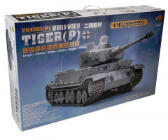 Tiger P 1/16 KIT Hooben