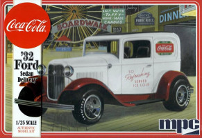 1932 Ford Sedan delivery (Coca Cola) 1/25