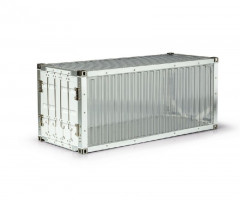 20Ft. Sea-Container 1/14 KIT