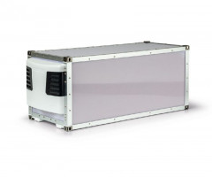 20Ft. Refrigerated Container 1/14 KIT
