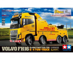 Volvo FH16 8x4 Tow Truck 1/14 KIT