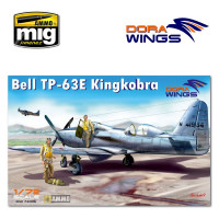 Bell TP-63E Kingcobra (Two seat) 1/72 Dora Wings