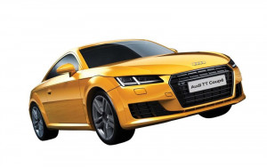 Audi TT Coupe Quickbuild