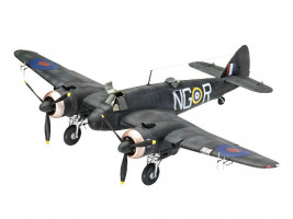 Bristol Beaufighter Mk.I F Nightfighter 1/48
