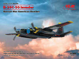 B-26-50 Invader, Korean War 1/48