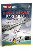 Publikácia MIG How To Paint Bare Metal Aricraft Solution Book