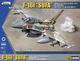 F-16I SUFA with IDF weapons 1/48