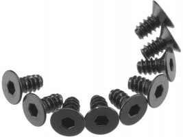 Axial vrút M3x6mm ( 10ks )