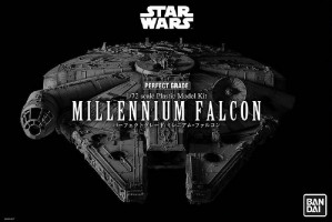 "Millennium Falcon ""Perfect Grade"" StarWars (Bandai) 1/72"