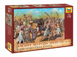 Ancient Egyptian Infantry 2000 B.C. Wargames (AoB) 1/72