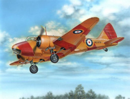 "Airspeed Oxford Mk.I/II ""Commonwealth Service 1/48"