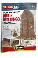 Publikácia MIG How To Paint Urban Dioramas Solution Book