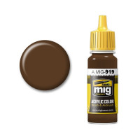 Farba MIG Red Primer Dark Base 17ml