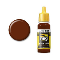 Farba MIG Red Primer Light Base 17ml