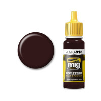 Farba MIG Red Primer Shadow 17ml