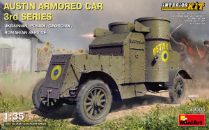 Austin Armored Car 3rd Series 1/35