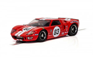 Ford GT40 Red #83 HD 1/32