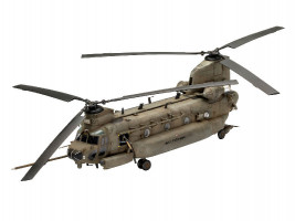 Boeing MH-47 Chinook Model Set 1/72