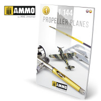 Publikácia MIG Propeller Planes 1/144 Vol. 1 (English)
