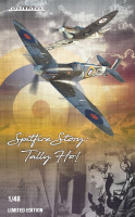 SPITFIRE STORY: Tally ho, Limited Edition 1/48