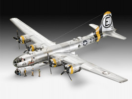 Boeing B-29 Superfortress Platinum Edition 1/48