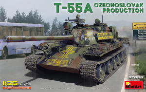 T-55A Czechoslovak Production 1/35