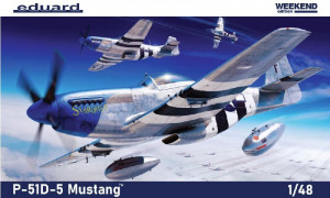 North American P-51D-5 Mustang, Weekend Edition 1/48