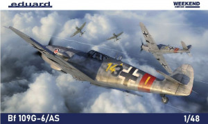 Messerchmitt Bf 109G-6/AS, Weekend Edition 1/48